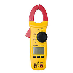 Sperry Dsa540a 6 Function Digital Snap around Clamp Meter 400 600v