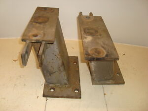 Massey Ferguson 1105 Tractor Rear Cab Mounts 1135