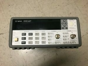 Hp 53131a Universal Counter With 10 Mhz Ocxo 3 Ghz 3rd Channel