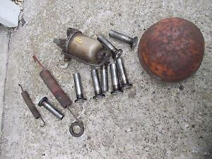 Farmall B C Tractor Ih Engine Motor Lifters Precleaner Top Topper Brake Spring