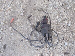 Farmall Ih 560 460 Tractor Engine Motor Distributor Tachometer Drive W Wires