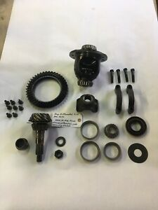 Jeep Wrangler Dana 30 3 07 Ratio Ring And Pinion Gear Differential Carrier yoke