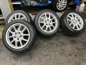 2004 Porsche Cayenne S 19 Wheels Set