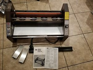 Gbc Heavy Duty 27 Commercial Thermal Roll Laminator 568lm 2 Tested Guaranteed