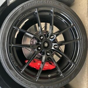 Oz Leggera Hlt Wheels For Porsche 981 Cayman Boxster