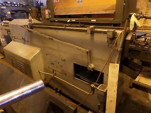 Acme Horizontal Broaching Machine 48 Inch Pull