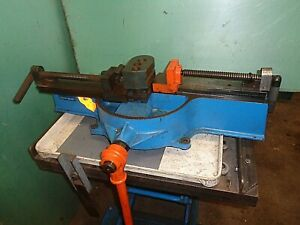 Lakeland Model 624 Manual Crank Tubing Bender Parker Hannifin