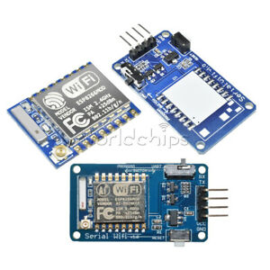 Esp 07 V1 0 Serial Wifi Transceiver Adatper Uart Wireless Compatible Esp8266