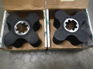 Two Peices Tri clover Viton Pump Impeller Alr125 2 1 2 02 4hh sfy 4 Lobe Rotory