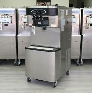 Taylor C713 Soft Serve Frozen Yogurt Machine 2012 3 Phase Water Cooled
