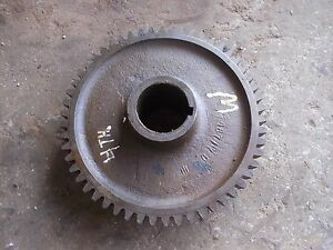 Farmall M Ih Tractor Transmission Drive 4th Gear