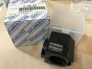 Olympus Microscope U mniba New Old Stock