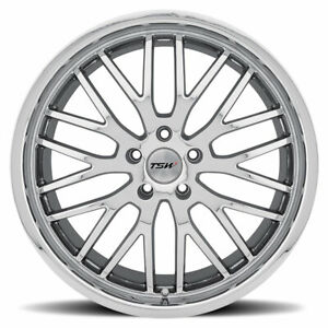Tsw Wheels Rim Snetterton 19x8 5x114 3 Et20 Cb76 1 Chrome