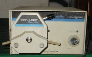 Cole Parmer Masterflex Pump Controller With Easy Load Pump Head