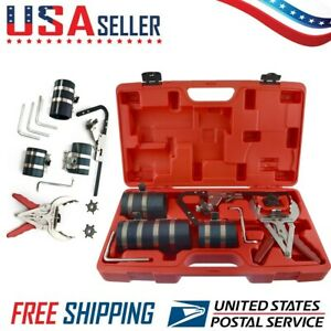 9pcs Piston Ring Service Tool Set Engine Motor Cleaning Ring Expander Compressor