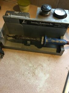 Vintage Laramy Products Plastic Welder