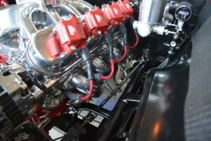 Total Cost Involved Ls 1 Motor Coated Headers Hot Rat Street Rod