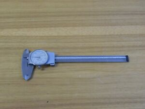 Brown And Sharpe 6 Dial Caliper 001 Grad 599 579 4