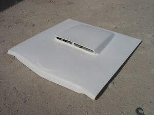 1968 1969 Plymouth Roadrunner Hood With Six Pack Scoop