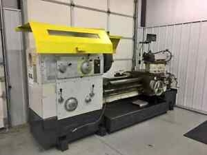 2008 Vanguard Cw6293c Gap Bend Engine Lathe Priced To Sell Video Available