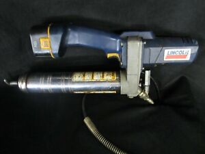 Lincoln Cordless Grease Gun Model 1200 Powerluber Series B