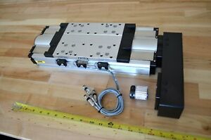 16 Parker 406xr Linear Actuator Precision Ground Ballscrew Cnc Router Z axis
