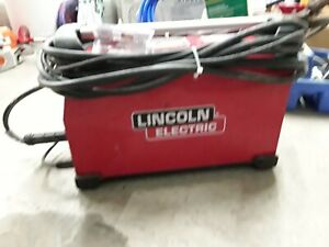Lincoln Tomahawk 1000 Plasma Cutter W 25 Ft Hand Torch k2808 1 Lightly Used