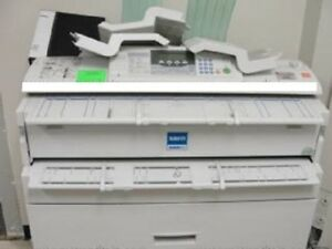 Savin ricoh 2400 Wd Copier Scanner And Printer