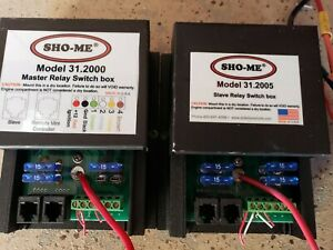Sho me 8 Function Undercover Switch Box
