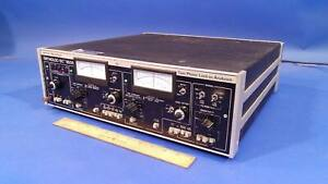 Eg g Ortec Brookdeal Ortholoc sc 9505 Two Phase Lock in Analyzer Amplifier