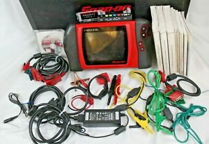 Snap On Tools Eems300 Modis 12 4 Diagnostic Scanner Lab Scope