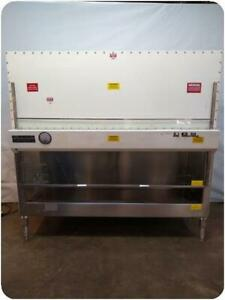 The Baker Company Steril Gard Sg 600 A b3 Class Ii Biological Safety Cabinet 8
