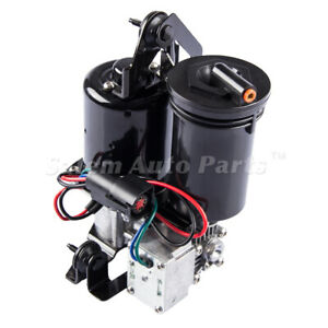 Salem Air Suspension Compressor Pump For Lincoln Town Car Mercury Grand Marquis