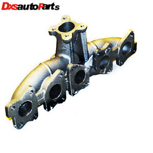 Cast Iron Pattern Turbo Turbolade Manifold For Audi S2 S4 S6 Rs2 K24 K26 20v