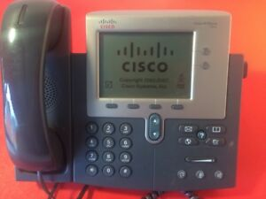 Lot Of 10 Cisco Cp 7942g Unified Ip Phone Voip Phone Used
