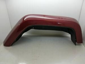 2013 Jeep Wrangler Painted Driver Side Rear Painted Flare Oem Used