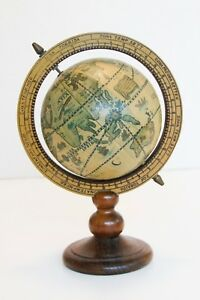 Vintage Replica 1622 Miniature World Globe