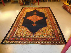 Antique Persian Rug Kurd Bijar Estate Wonderful Happy Amazing Carpet 7 7x11 6