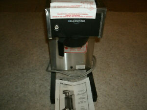 Bloomfield Gourmet 1000 Model 8785 a Commercial Coffee Maker New