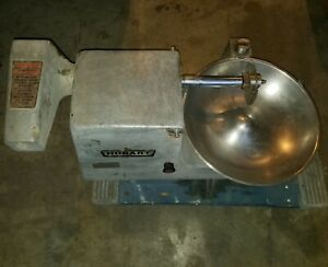 Hobart 84145 Food Cutter buffalo Chopper 115v Missing Lid Tested