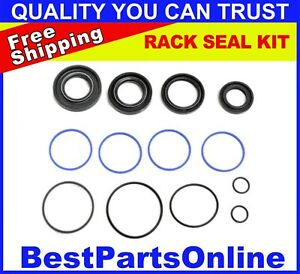 Power Steering Rack And Pinion Seal Kit For Honda Element 03 11 Cr V 02 06