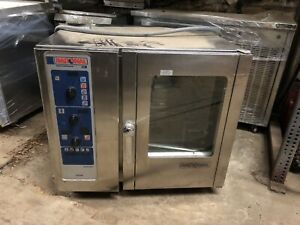 Rational Oven Ccm 61 Selfcooking Center Electric 208 Volts 3 Phase Used