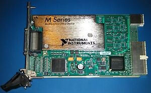 Ni Pxi 6254 Multifunction Daq 32ch 16bit M series National Instruments tested