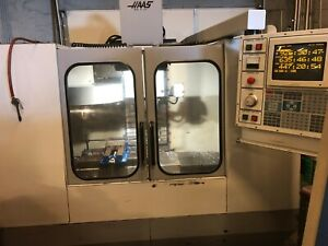 1994 Haas Vf 1 rebuilt Limited Use After Rebuild Rigid T Tooling Include