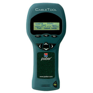Psiber Ct50 Cabletool Multifunction Cable Meter