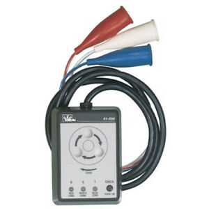 Ideal 61 520 3 Phase Rotation Tester