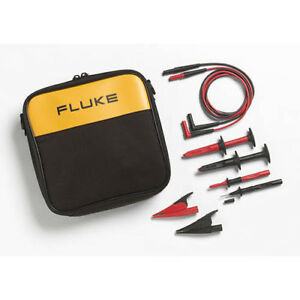 Fluke Tlk 220 Suregrip Industrial Test Lead Kit