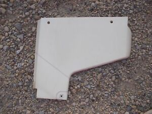 International 444 Utility Tractor Original Nice Ih Front Right R Radiator Panel