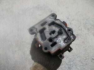 Case 830 Diesel Tractor Hydraulic Throttle Transmission Control Bock