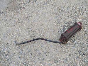 Farmall 450 560 Rc Tractor Ih Main Lift Cylinder 2pt Hitch Fasthitch